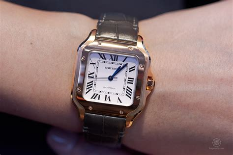 Cartier Gallery 1 new cartier santos and tank cintr 233 e loupiosity