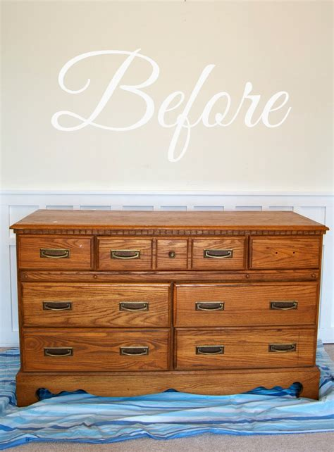 How To Paint A Wood Dresser by Livelovediy How To Paint Furniture Why It S Easier Than You Think