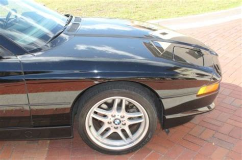manual cars for sale 1993 bmw 8 series electronic valve timing buy used 1993 bmw 850ci 5 0l v12 6 speed manual no reserve in ta florida united states
