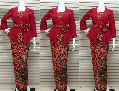 Zona Baju contoh model baju batik pramugari terbaru berbagai jenis zona batik