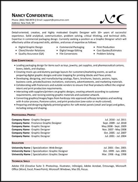 Skills Based Resume Template by Skill Based Resume Template Resume Ideas