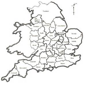 us map of county boundaries estates records by county king s college cambridge