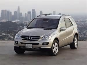 Mercedes Ml 2005 Mercedes M Klasse Ml 2005