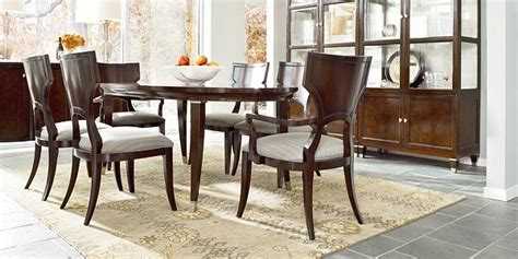 Thomasville Furniture Dining Room by Thomasville Spellbound Dining Furniture Virginia Homes