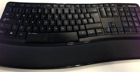 microsoft sculpt comfort keyboard microsoft sculpt comfort keyboard for windows 8 review