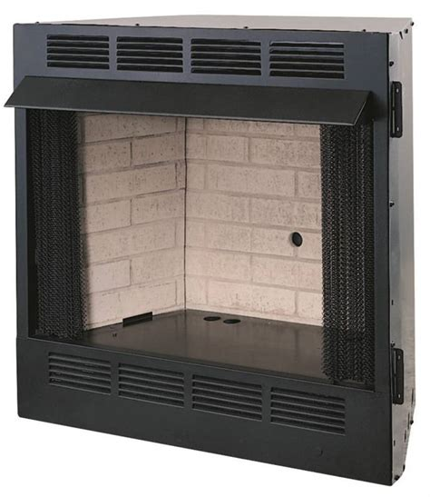 Comfort Glow Vent Free Gas Fireplace by Comfort Glow Cuvf36c Vent Free Gas Firebox