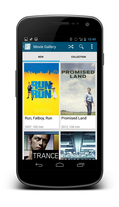 mov android my media center the ultimate windows media center app