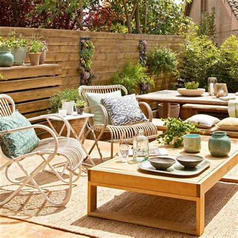 muebles para terrazas exteriores terrazas muebles mesas e ideas para tu terraza elmueble