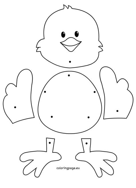 printable toddler easter crafts easter chick crafts preschool 1 year old classroom ideas