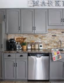 our kitchen cabinet makeover hometalk what to do with diy kitchen cabinets midcityeast