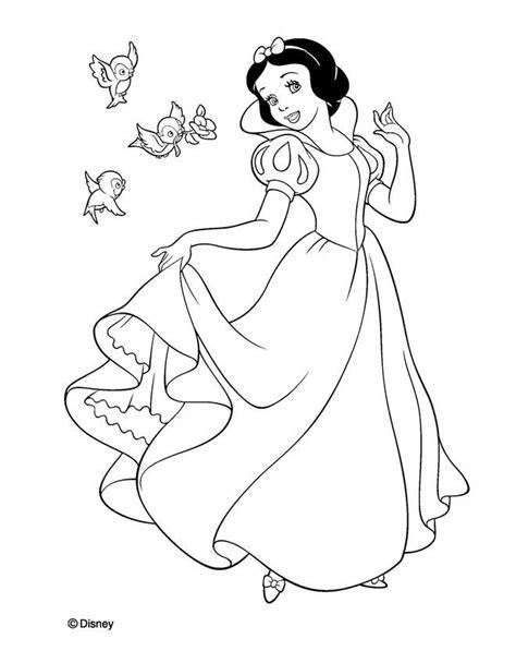 imagenes para pintar blancanieves desenhos branca de neve para colorir