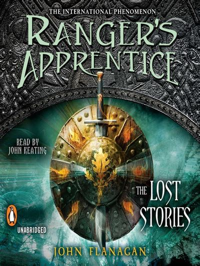 The Lost Stories Ranger S Apprentice Book 11 the lost stories ranger s apprentice series book 11 by a flanagan keating