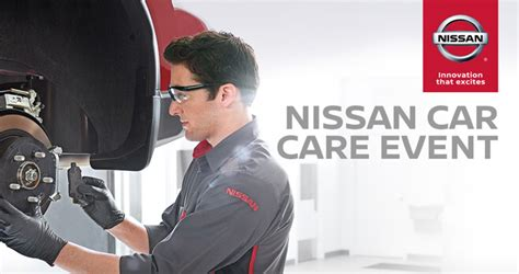 Nissan Sweepstakes - nissan car care event sweepstakes 2018