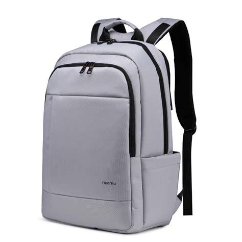 Tab Tas Pria Wanita Ransel Laptop Coklat Waterproof Kwalitas Bagus T 2015 baru bagpack pria 14 15 15 6 17 inch tas laptop
