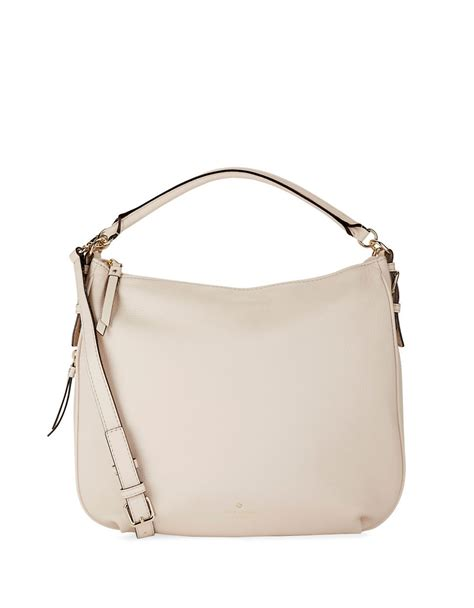 Kate Spade Bag Terbaru kate spade ella leather large crossbody bag in pink pebble lyst