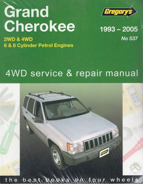 online car repair manuals free 2012 jeep grand cherokee user handbook jeep grand cherokee gregorys service repair manual 1993 2005 sagin workshop car manuals repair