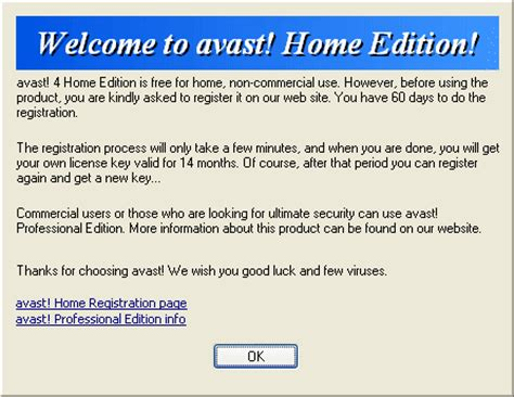avast antivirus free download home edition 2010 full version avast antivirus home edition free 5 0 freeware download