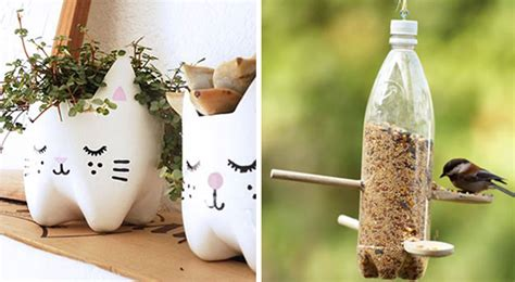 cosas que se pueden hacer con botellas 10 cosas creativas que puedes hacer con botellas de