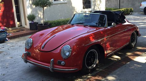 porsche 356 replica 1959 porsche 356 replica for sale near rancho cucamonga