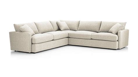 crate and barrel microfiber sofa 1000 ideas about 3 piece sectional sofa on pinterest