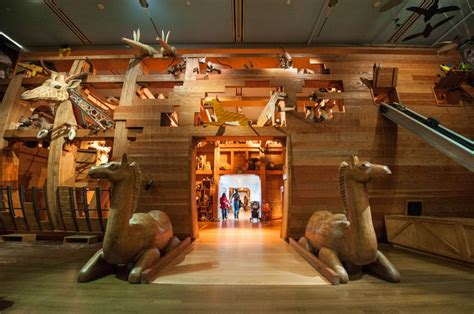 the skirball cultural center s top 10 things to see and do - Ark Boat Exhibit
