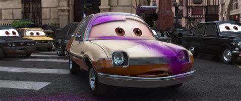 Sprei Cars 2 No 1 No 2 Ladyrose tubbs pacer pixar wiki fandom powered by wikia