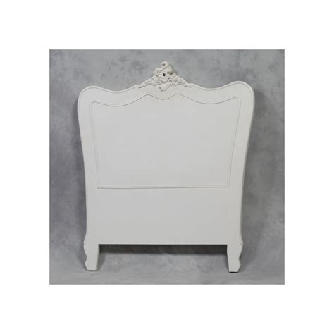 french style single headboards single cream antique french style headboard homesdirect365
