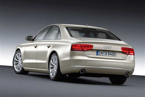 Versicherung Audi A8 by Audi A8 Neu Hi Gold Auto Tuning News
