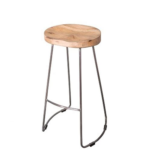 Tabouret Bar Bois Design by Tabouret De Bar Design En Bois Et M 233 Tal