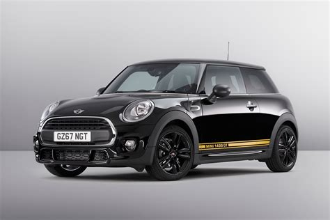 new limited edition mini 1499 gt launched auto express