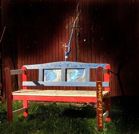 Neue Ideen Für Den Garten 2371 by Fixias Gartenbank Selber Streichen 215652 Eine