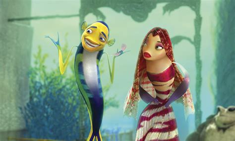 film cartoon oscar the awful oscar nominated shark tale shows how far