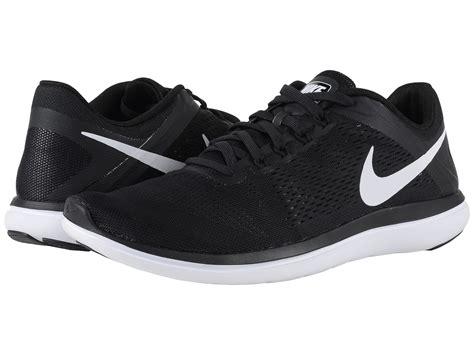 Nike Flex nike flex 2016 rn black cool grey white zappos free