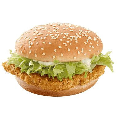 Mac Chicken Mcd mcdonald s mcchicken burger 174