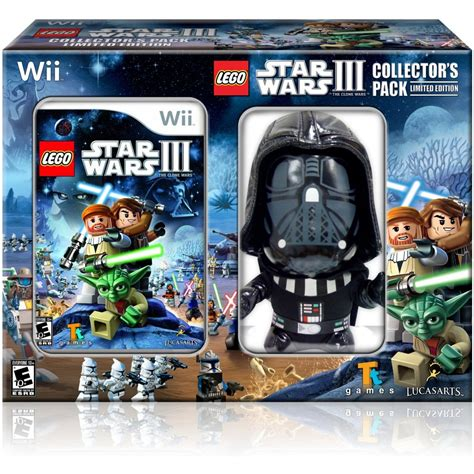 wars collector lego wars iii the clone wars collector s pack