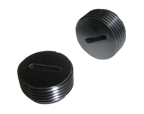 plastic electrical caps brush caps external thread all plastic 14mm cap