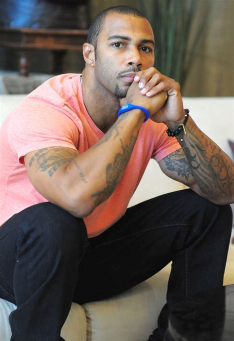 omari hardwick tattoos actor omari hardwick can get it