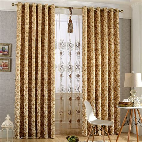 patterned curtains for living room high end smooth suede patterned blackout curtains bedroom living room
