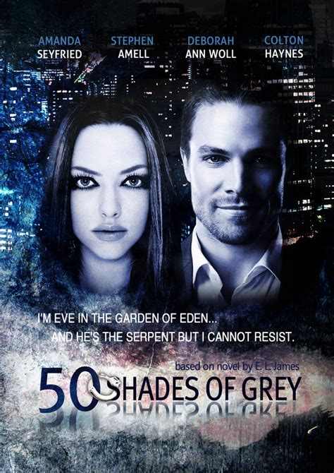 film fifty shades of grey full movie subtitle indonesia 50 shades of grey movie poster by azarela90 on deviantart