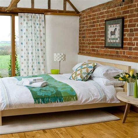 bedroom brick wall 65 impressive bedrooms with brick walls digsdigs