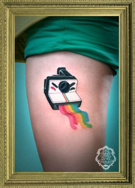 polaroid tattoo designs 186 best polaroid images on i