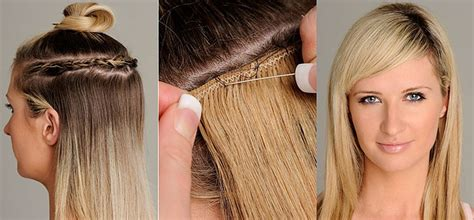 how to extend your hair color womens hair styles the types of hair extensions