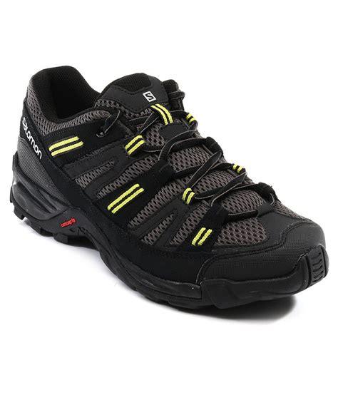 sport shoes salomon salomon black sport shoes price in india buy