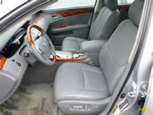 2006 Toyota Avalon Interior Light Gray Interior 2006 Toyota Avalon Limited Photo