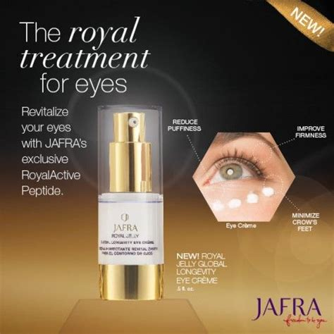 Eye Jafra 57 Best Royal Routine Jafra Royal Jelly Images On