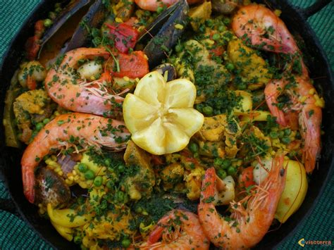 photo cuisine espagnole