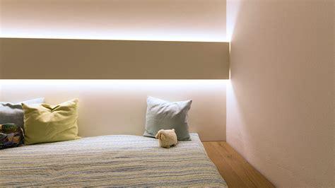 indirekte beleuchtung bett jugendzimmer individuell gestaltet held schreinerei
