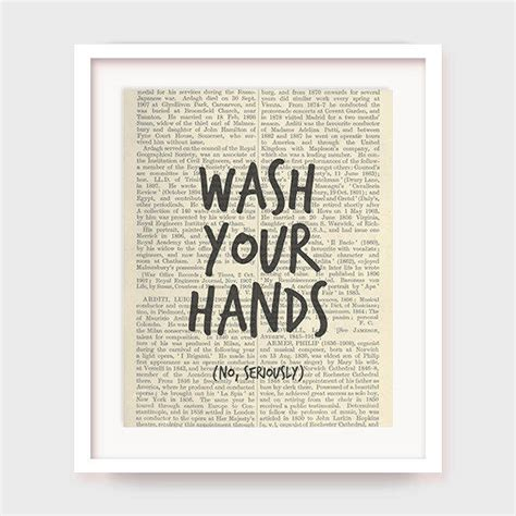 funny bathroom prints funny bathroom art print wash your from myprintableart