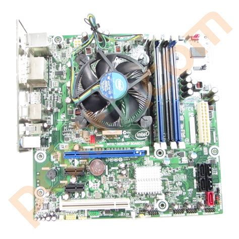 Motherboard Processor I3 540 motherboard intel dq57tm lga1156 i3 540 3 06ghz 2gb