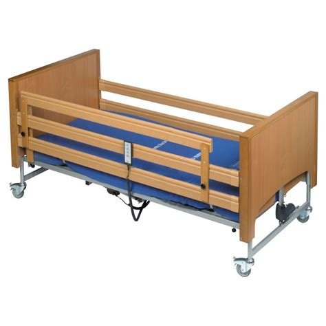 Bunk Beds With High Rails Harvest Height Extension Side Rail Sports Supports Mobility Healthcare Products